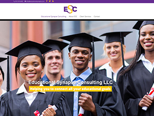 Maryland Educational Consulting Web Designer