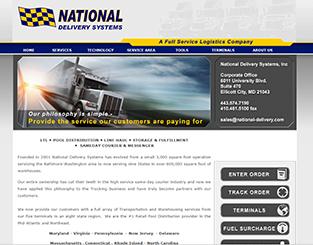 Maryland Transportation Web Designer