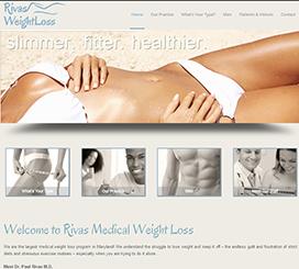 Maryland Health Web Designer